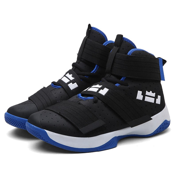 Professional Basketball Shoes  High Top Gym Training Boots Ankle Boots Outdoor Men Sneakers Athletic Sport