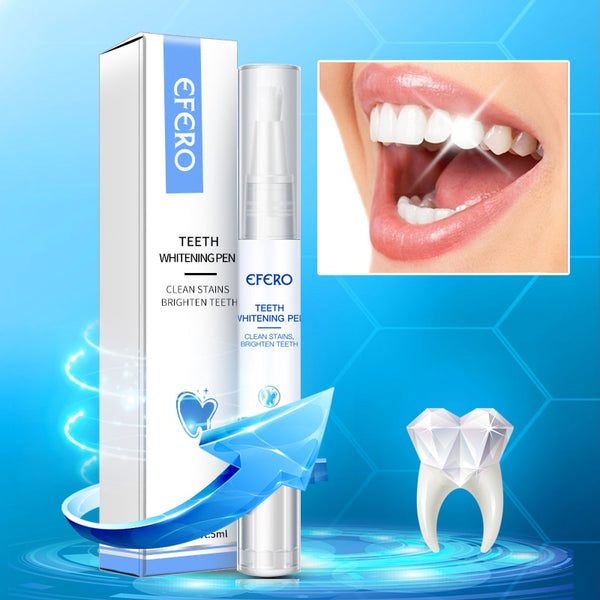 White Teeth Whitening Pen Tooth Gel Whitener Bleach Remove Plaque Stains Dental Tools Oral Hygiene Teeth Cleaning Serum