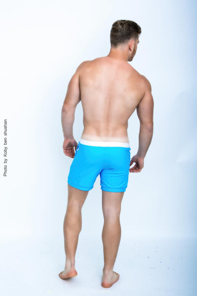 Men Swimwear Swimsuits Swim Men's Board Beach Boxer Shorts