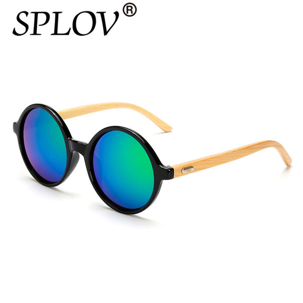 mens Sunglasses Round luxurious Brand Designer Sun Glasses With Case Glasses