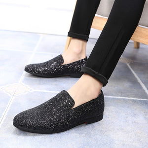 Shoes Men Luxury Loafers Men Shoes British Style