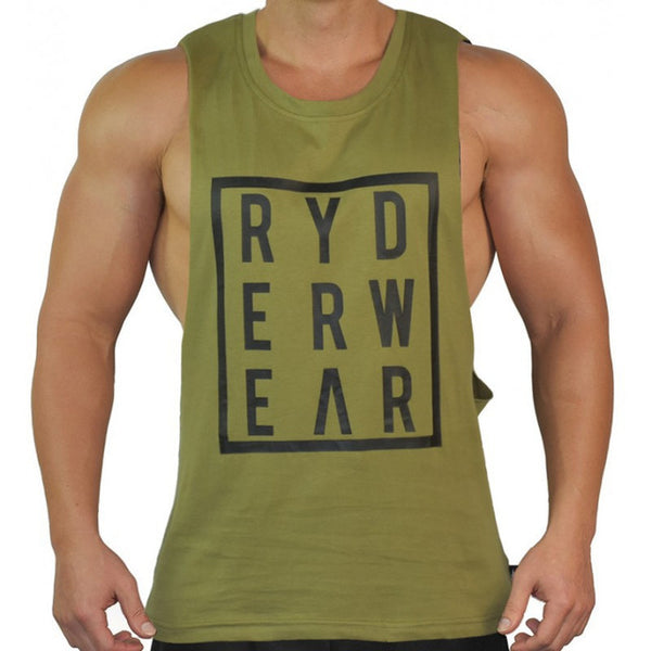 Men Tank Tops Bodybuilding workout
