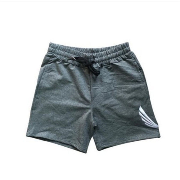 Fitness Men Summer Fashion Gyms Short Casual Bodybuilding Cotton Short Pants