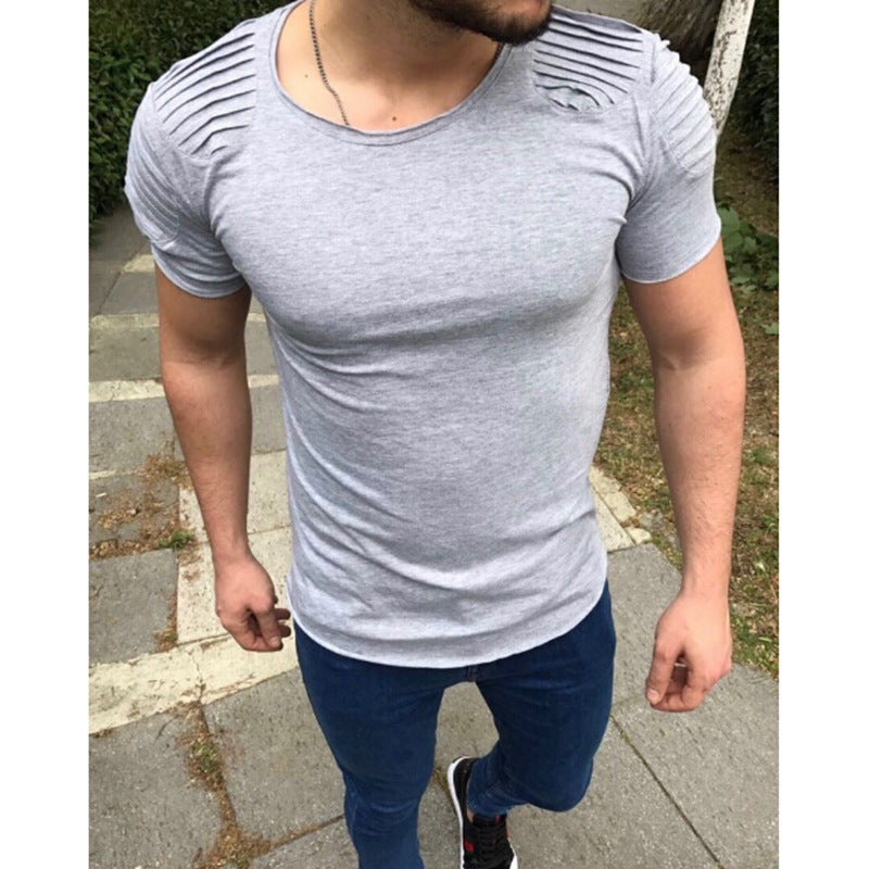 men t shirt  Streetwear hip hop tshirt Summer top