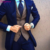 mens suits Formal Business mens Blazer