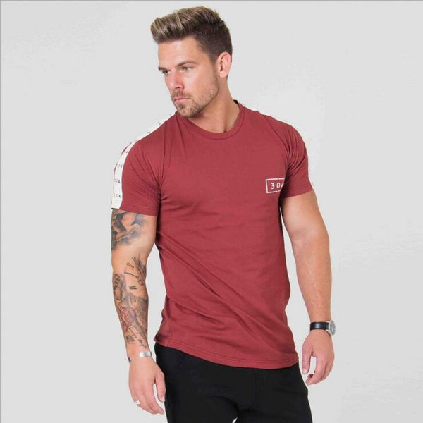 Mens Casual T Shirts Solid