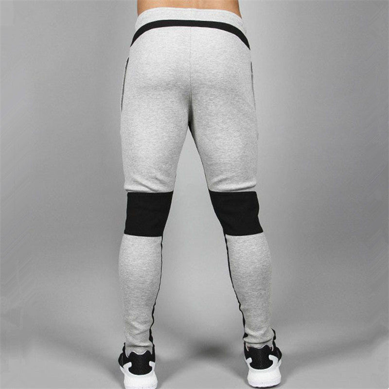 Clothing Man Pants Casual Skinny Trousers Bodybuilding Gyms Pants Men Joggers Elastic Sweatpants