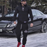 Gyms Fashion Men Hoodies Brand High Quality Men Sweatshirt Hoodie Casual Hooded Jackets Male