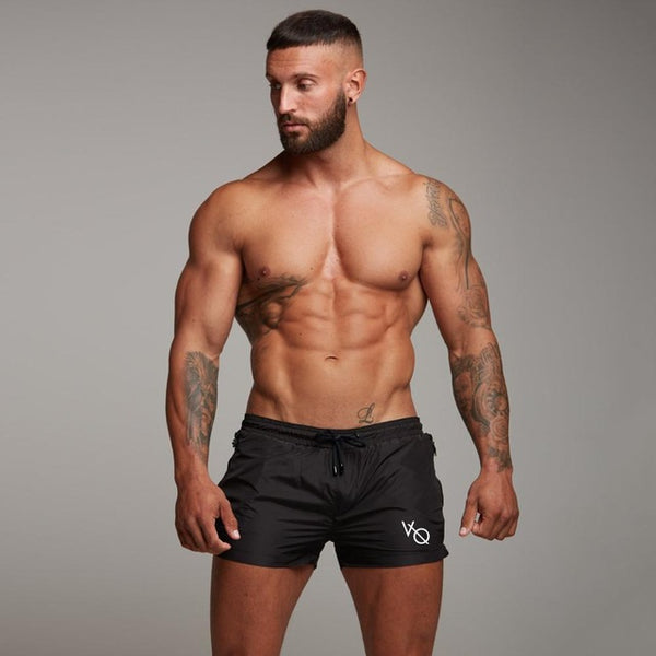 Men's Board Shorts Sexy Beach Bermuda Wear Sea Short Men Shorts Cotton Sweatpants Fitness Short Jogger