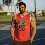 Sleeveless gyms Tank Tops Summer printing camouflage men Tank Tops gyms Fitness Clothing male Undershirt Fitness tank top