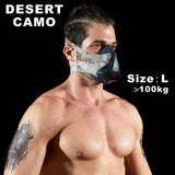 Sport Running Mask Training Mask Fitness Gym Workout Cycling Elevation High Altitude Training Conditioning Sport Mask 3.0