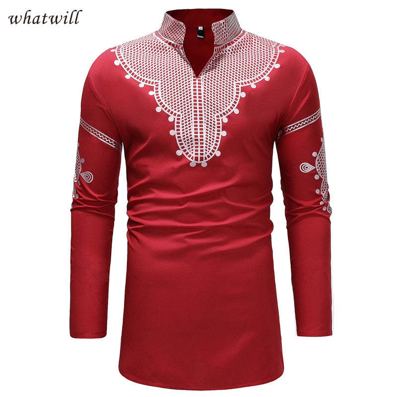 Pullovers dashiki t-shirts mens fashion africa clothing 3d printed african dresses clothes casual robe africaine, world apparel