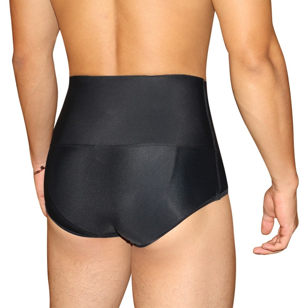 Mens Padded Butt Lifter Control Panties Waist Trainer Corsets Slimming Shaper Pads Enhancement Underwear Men Butt Lift Shaper Back To Search Resultsunderwear & Sleepwears Shapers
