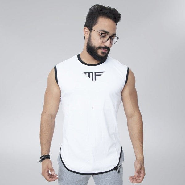Gyms Clothing Bodybuilding Tank Top Men Fitness Singlet Sleeveless Shirt Cotton Muscle Guys Brand Undershirt for Boy Vest