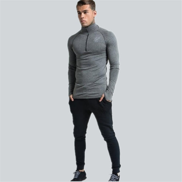 Summer Fashion Men's T Shirt Casual Patchwork Short Sleeve T Shirt Mens Clothing Trend Casual Slim Fit Top Tees 2XL