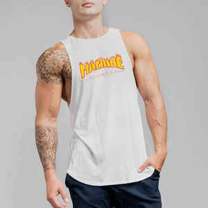 Animal Gyms Tank Top Men Workout Clothing Bodybuilding Stringer Muscle Vests Cotton Patchwork Singlets debardeur fitness homme