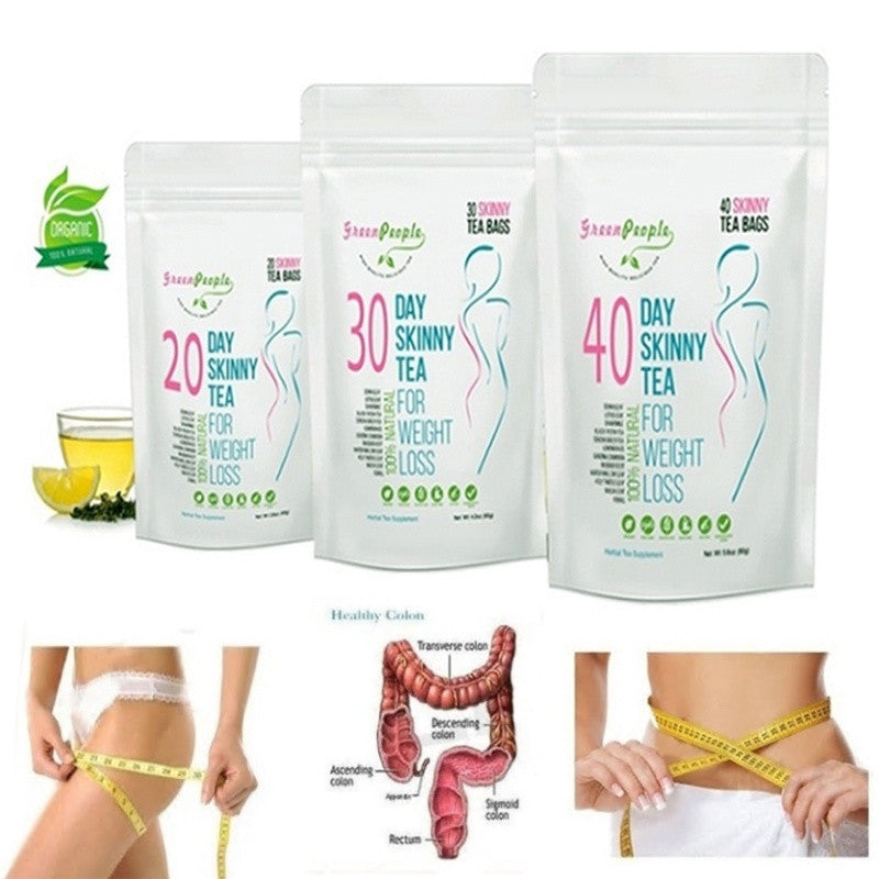 Gentle Diet Detox Tea Bag Teatox Appetite Suppressant for Weight Loss 100% Natural Body Cleanse for Women and Men