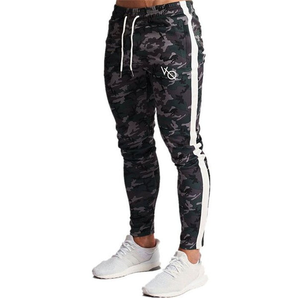 Joggers Pants Men 2019 Fashion Men Compression Pants Fitness Workout Skinny Sportswear Sweatpants Male Casual Leggings Trousers