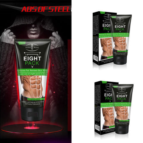 Men Slimming Cream Fat Burning Muscle Belly Stomach Reducer Gel Weight Loss