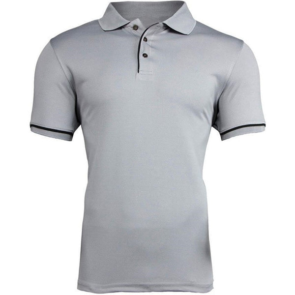 Brand PoloShirt Men Quick-drying breathable PoloShirts leisure Men's Clothing Printing fashion Short Sleeve shirt