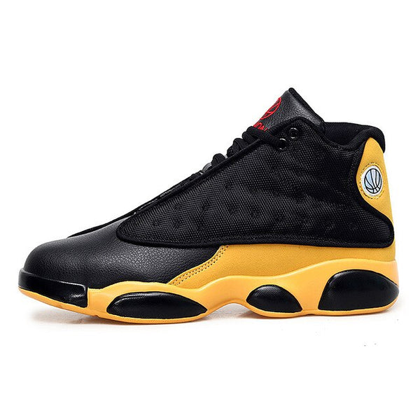 High-top new men's shoes basketball shoes, the main push, fashion design, trend, generous sports basketball shoes