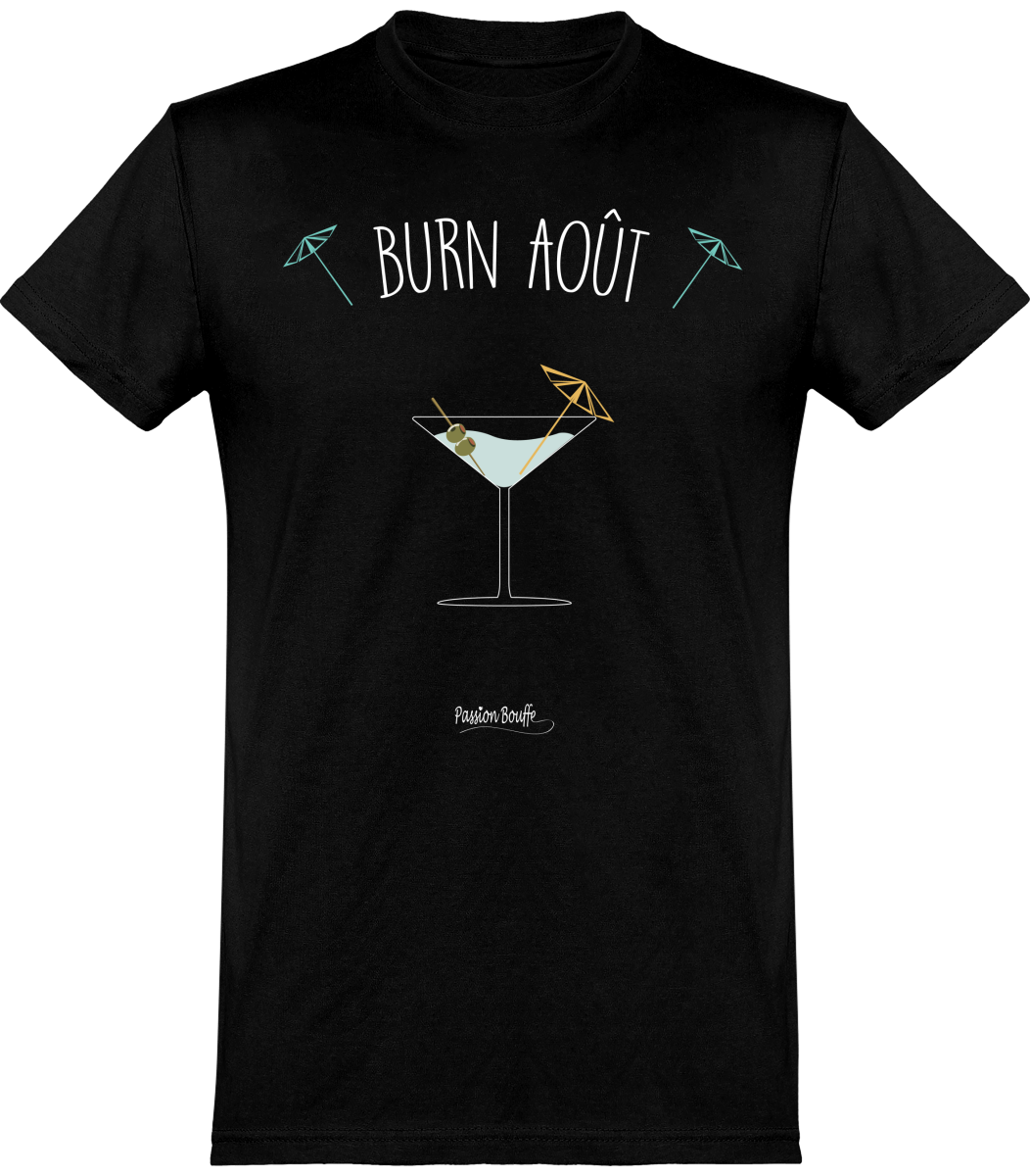 "T-shirt ""Burn Aout"""