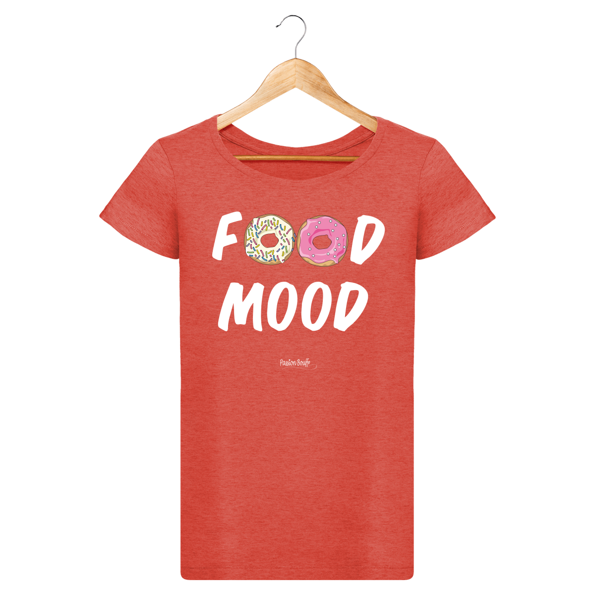 "T-shirt ""Food mood"""