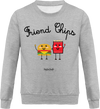 "Sweat ""Friend chips""-Passion Bouffe"
