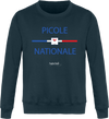 "Sweat ""Picole Nationale""-Passion Bouffe"