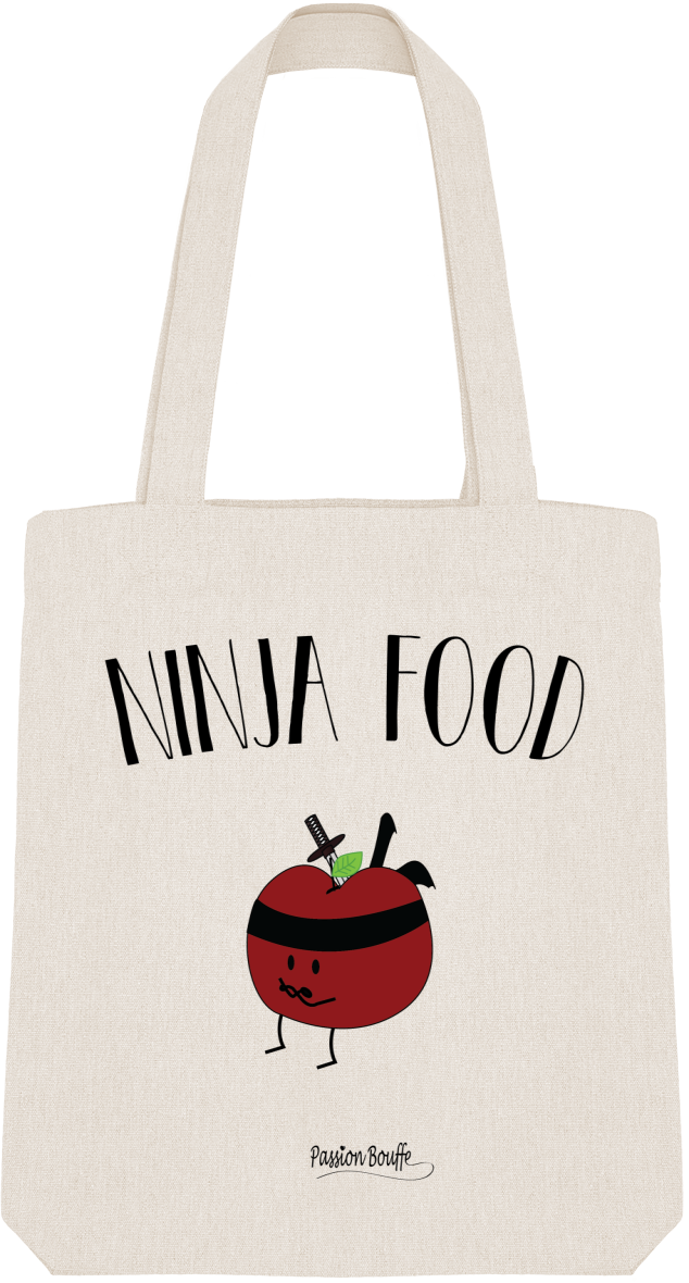 "Tote Bag ""Ninja Food"""