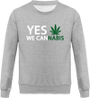 "Sweat ""YES WE CANNABIS""-Passion Bouffe"