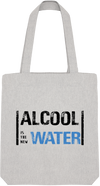 "Tote Bag ""Alcool is the new water""-Passion Bouffe"
