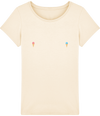 "T-shirt Femme ""glace""-Passion Bouffe"