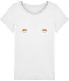 "T-shirt Femme ""Sushis""-Passion Bouffe"
