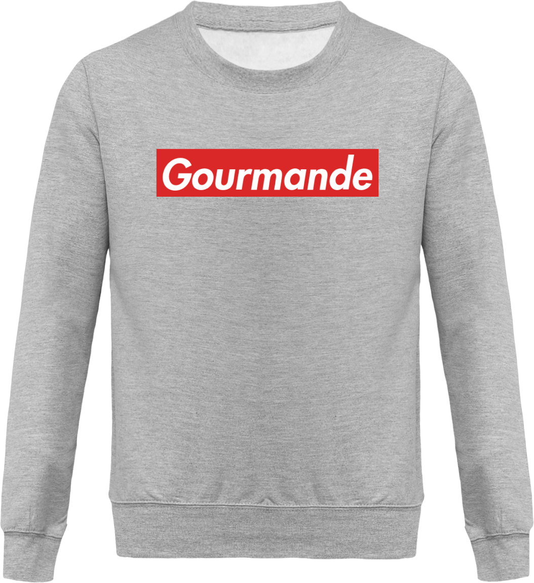 "Sweat ""Gourmande""-Passion Bouffe"