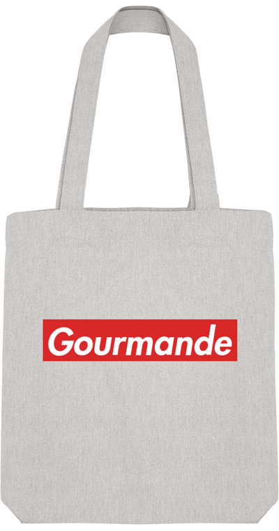 "Tote Bag ""Gourmande""-Passion Bouffe"