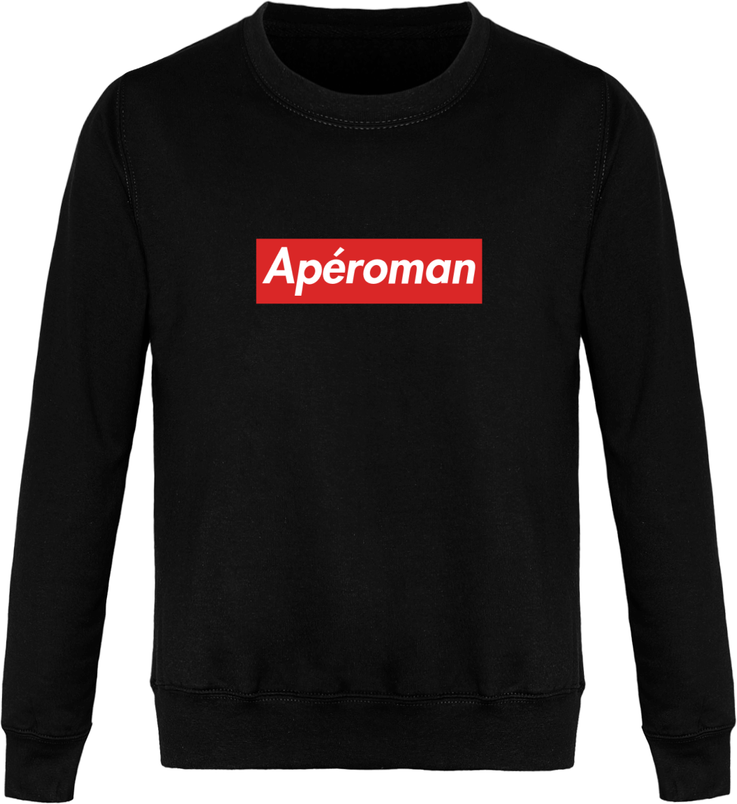 "Sweat ""Apéroman"""