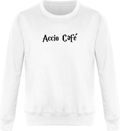 "Sweat ""Accio Café""-Passion Bouffe"