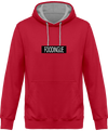 "Hoodie ""Foodingue""-Passion Bouffe"