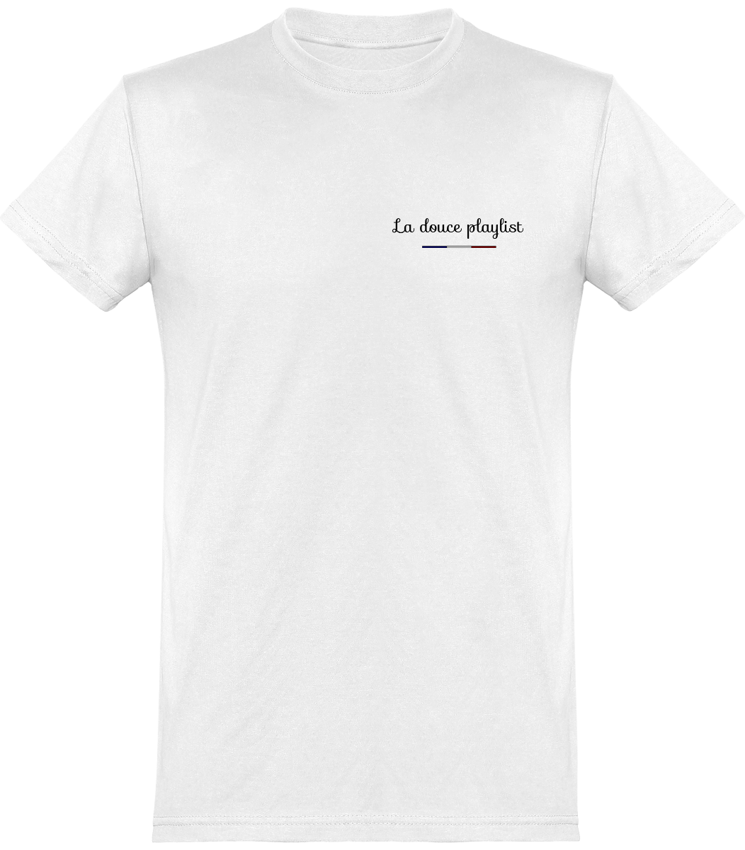 "Tee Shirt ""La Douce Playlist""-Passion Bouffe"