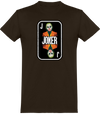 "T-Shirt Homme ""JOKER"" Col rond Manches Courtes"