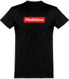 "T-Shirt ""Madelaines"" Homme Col rond Manches Courtes Classique"