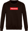 "Sweat ""Macarons"" Col Rond Unisexe"