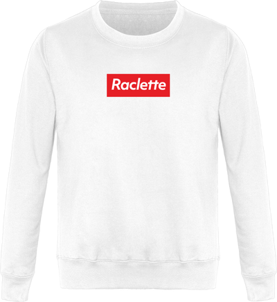 "Sweat ""Raclette"" Col Rond Unisexe"