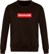 "Sweat ""Ratatouille"" Col Rond Unisexe"