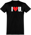 T-Shirt I LOVE NUTELLA Homme