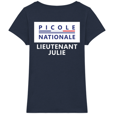 T-Shirt Picole nationale personnalisable
