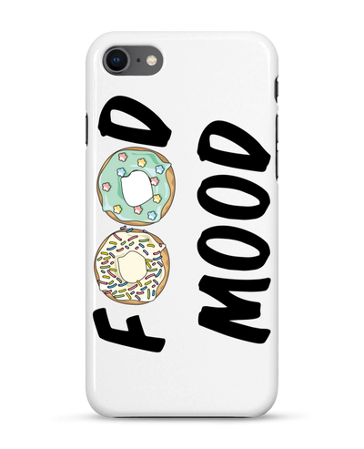 "Coque Iphone ""Food mood""-Passion Bouffe"