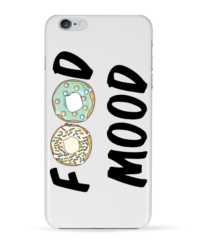"Coque Iphone ""Food mood"""