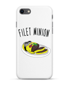 "Coque Iphone ""Filet minion""-Passion Bouffe"